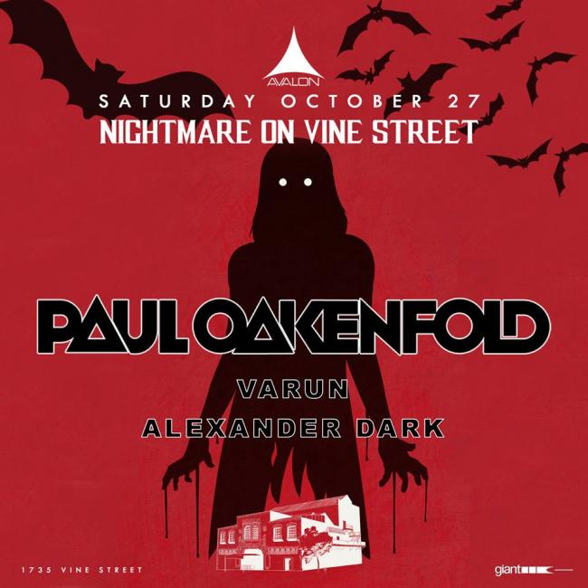 Nightmare on Vine Street - October 27, 2018
